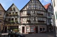 """""""Fachtwerkhaus"""" türünde binalar"""
