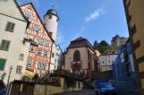 Kilise ve bir başka kule