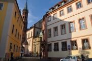 Eski şehirde ara sokaklar