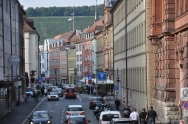 Eski şehir sokakları