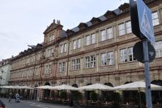 Eski şehrin güzel binalarına bir örnek
