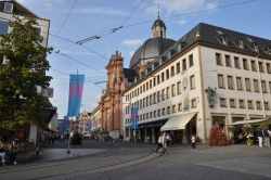 Eski şehir merkezi