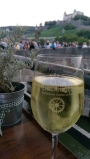 Franconian şarap buranın ürünü