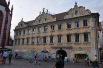 Haus Zum Falken ön cephesi