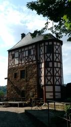 Kaledeki mimari