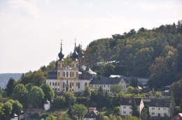 Kaleden Hac Kilisesinin görünüşü