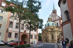 Marienplatz arka yüzü