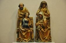 Müzedeki figürlere bir örnek