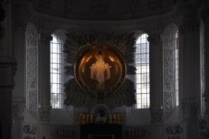 St. Kilian katedrali içi