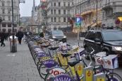 Bisiklet kullanımı çok yaygın