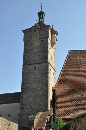 Güney kulesi