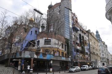 Hundertwasser genel görüntüsü