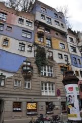 Hundertwasser evleri