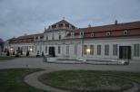 Üst Belvedere sarayı