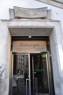 Augustinerkeller girişi