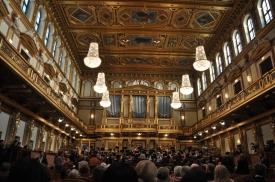 Musikverein ana salonu