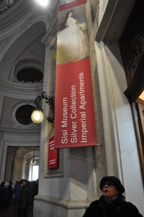 Sisi müzesi girişi