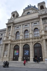 Müze ön cephesi