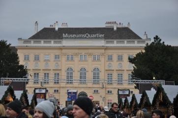 Museumsquartier ana binası