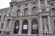 Kunsthistorisches müzesi girişi