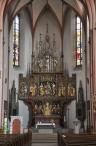 Kilise içinden bir başka görüntü