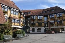 Modernize edilmiş bina