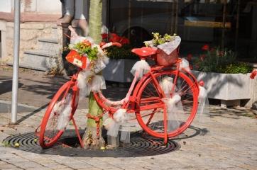 Bisiklet önemli figür...