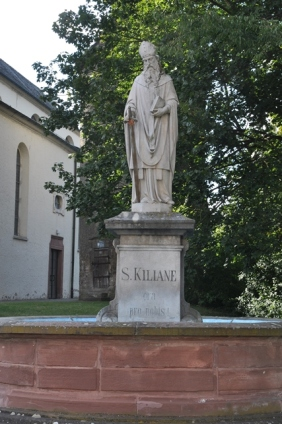 St. Killian Heykeli