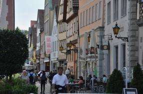 Kentin sakin sokakları