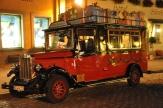 Eski itfaiye arabası