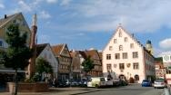 Eski şehir merkezi ve belediye