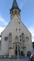 St. Georg kilisesi
