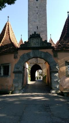Kent kapılarından birisi