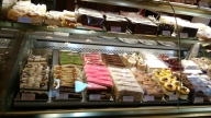 Cafe Wien büfesi