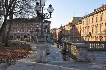 Parco della Montagnola girişi