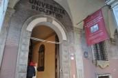 Bologna üniversitesi girişlerinden birisi