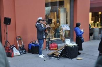 Peru' lu müzisyenler