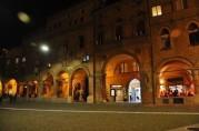 Portico aydınlatması