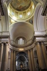 Madonna di San Luca tapınağı içi
