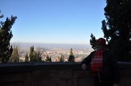 Madonna di San Luca'dan şehir