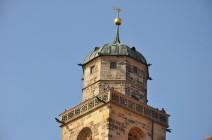 Kilisenin çan kulesi