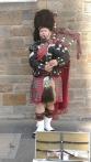 Tulum çalan İskoç askeri