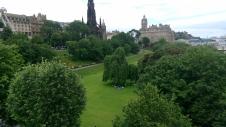 Princes Street Garden
