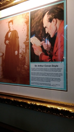 Arthur Conan Doyle tanıtımı