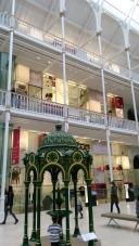 Milli müze giriş salonu