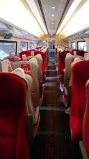 Tren vagonu içi
