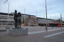 Haarlem merkez istasyonu