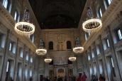 Sarayın salonlarından birisi