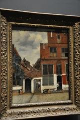 Delft kenti sokak betimlemesi