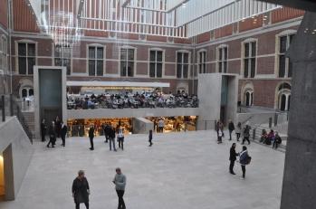 Rijks müzesi içi
